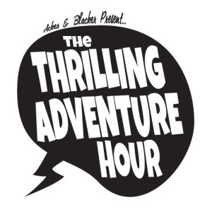 Thrilling Adventure Hour Logo