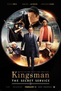 Kingsman - Movie Poster