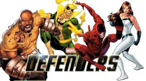 Luke Cage, Iron Fist, Daredevil and Jessica Jones, coming soon to Netflix as the Defenders