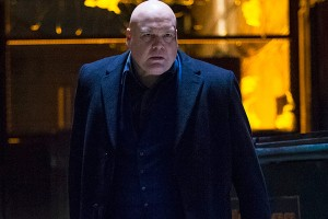 Vincent D'Onofrio as Wilson Fisk, aka Kingpin
