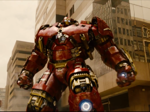 Hulkbuster Armor Age of Ultron